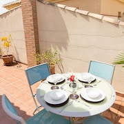 Apartment With 3 Bedrooms in Los Alcázares, With Pool Access, Furnished Terrace and Wifi - 500 m From the Beach