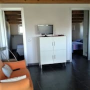 House With 2 Rooms in Scicli, With Furnished Terrace and Wifi 150 m From the Beach!