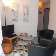 House With one Room in Lannion, With Enclosed Garden and Wifi - 3 km From the Beach