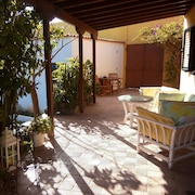 House With 2 Bedrooms in San Sebastián de La Gomera, With Wonderful sea View and Furnished Garden - 1 km From the Beach