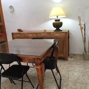 Bright House With 3 Rooms in Alhama de Almería, With Wonderful Mountain View and Furnished Terrace - Sleeps 5!