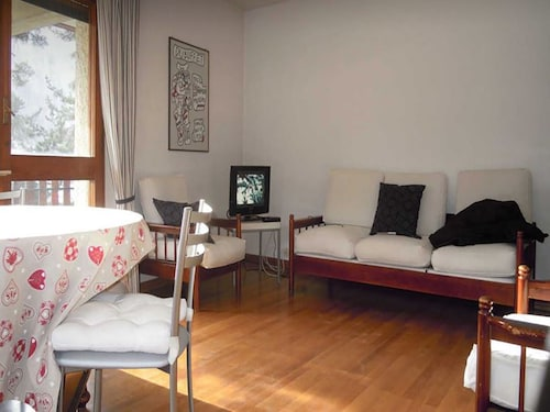 Apartment With 2 Bedrooms in Bardonecchia, With Wonderful Mountain View and Enclosed Garden - 100 m From the Slopes