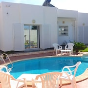 Villa With 3 Bedrooms in Raoued, With Private Pool, Enclosed Garden and Wifi