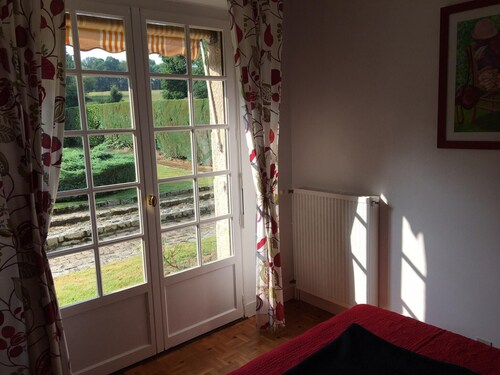 House With 3 Bedrooms in Miniac-morvan, Near Saint-malo With Terrace, Garden and Wifi - 17 km From the Beach