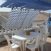 House With 3 Bedrooms in Saintes-maries-de-la-mer, With Wonderful sea View and Furnished Terrace - 500 m From the Beach