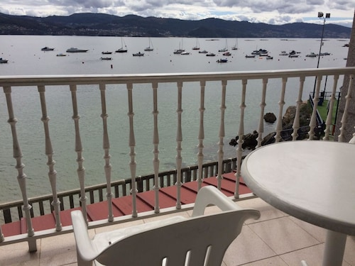 Apartment With 2 Bedrooms in Raxó, With Wonderful sea View, Furnished Balcony and Wifi - 10 m From the Beach