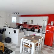 Chalet With one Bedroom in Longroy, With Enclosed Garden and Wifi - 15 km From the Beach
