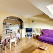 Apartment With one Bedroom in Saint-gervais-les-bains, With Wonderful Mountain View - 300 m From the Slopes