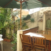 House With 2 Bedrooms in Sainte-marie, With Enclosed Garden - 150 m From the Beach