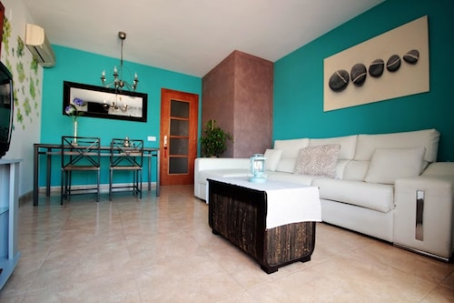 Apartment With 2 Bedrooms in Cunit, With Wonderful City View, Furnished Balcony and Wifi
