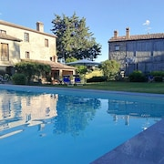 Villa With 6 Bedrooms in Frontino, With Wonderful Mountain View, Pool Access, Enclosed Garden - 4 km From the Beach