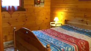 3 chambres, fer et planche à repasser, Wi-Fi gratuit