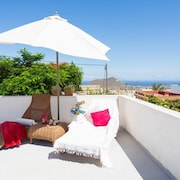 House With 2 Bedrooms in Arafo, With Wonderful sea View and Furnished Terrace - 4 km From the Beach