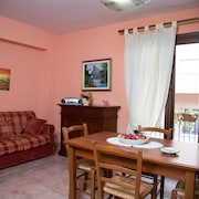 Apartment With one Bedroom in Castelbuono, With Furnished Balcony and Wifi - 13 km From the Beach