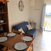 Apartment With one Bedroom in Saint-léonard, With Furnished Garden and Wifi