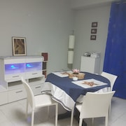 Apartment With one Bedroom in Casagiove, With Enclosed Garden and Wifi - 49 km From the Beach