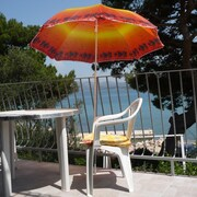 Apartment With one Bedroom in Betina, With Wonderful sea View, Furnished Garden and Wifi - 200 m From the Beach