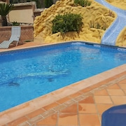 House With 2 Bedrooms in Écija, With Private Pool, Enclosed Garden and Wifi
