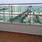 Apartment With 3 Rooms in Tétouan, With Wonderful City View and Terrace - 2 km From the Beach