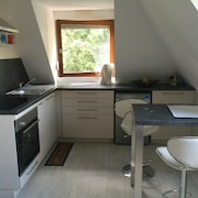 Studio in Ribeauville, With Wonderful Mountain View and Wifi - 33 km From the Slopes