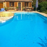 House With 2 Bedrooms in Trémolat, With Private Pool, Enclosed Garden and Wifi