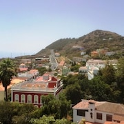 Apartment With one Bedroom in Villa de Mazo, With Wonderful sea View, Furnished Terrace and Wifi - 10 km From the Beach