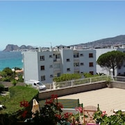 Apartment With one Bedroom in La Ciotat, With Wonderful sea View and Terrace - 150 m From the Beach