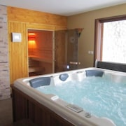Chalet With 4 Bedrooms in Camparan, With Wonderful Mountain View, Furnished Garden and Wifi - 3 km From the Slopes