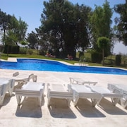Apartment With one Bedroom in Isla Cristina, With Pool Access, Furnished Garden and Wifi - 1 km From the Beach