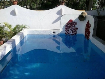 House With one Bedroom in Boca Chica, With Wonderful City View, Pool Access and Wifi - 600 m From the Beach