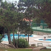 Apartment With 2 Bedrooms in Minorque, With Pool Access and Furnished Terrace - 200 m From the Beach