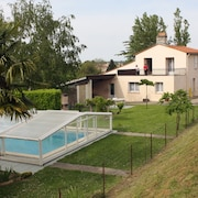 House With 2 Bedrooms in Gauriac, With Pool Access, Enclosed Garden and Wifi - 70 km From the Beach