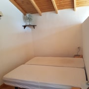 House With one Bedroom in Los Llanos, With Wonderful Mountain View, Pool Access, Furnished Garden - 9 km From the Beach