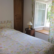 House With 4 Bedrooms in Saint-andré-en-vivarais, With Furnished Garden