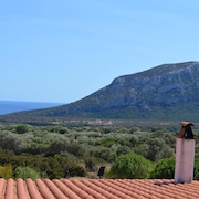 Apartment With 2 Bedrooms in Dorgali, With Wonderful sea View, Furnished Balcony and Wifi - 4 km From the Beach