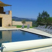 Villa With 4 Bedrooms in Prades, With Wonderful Mountain View, Private Pool, Enclosed Garden - 30 km From the Slopes