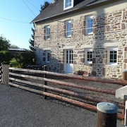House With 2 Bedrooms in Chanteloup, With Wonderful Lake View, Furnished Terrace and Wifi - 4 km From the Beach