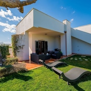 House With 2 Bedrooms in Villanova, With Furnished Terrace - 500 m From the Beach