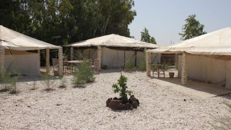 Le Campement Calao Du Lac Rose- Glamping