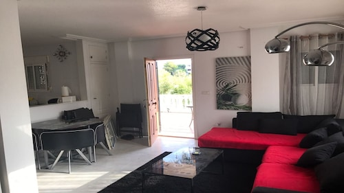 San Jose III Quad La Zenia, 3 Bedroom, 2 Bath, Top Secluded Solarium ,