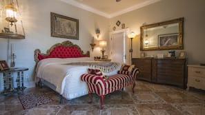 Premium bedding, down comforters, Select Comfort beds