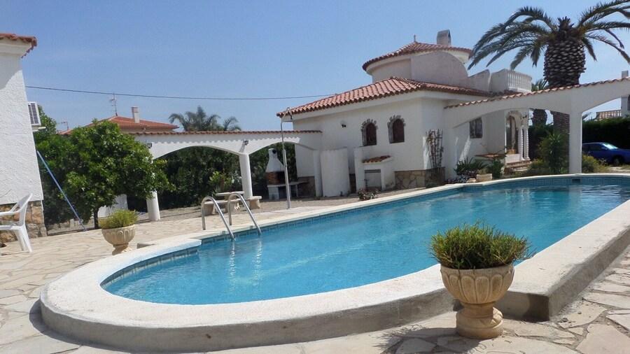 Casa palmeras I