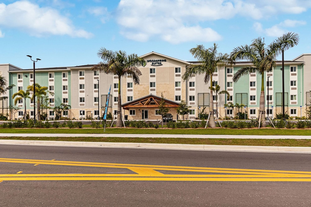 Exterior, WoodSpring Suites Naples