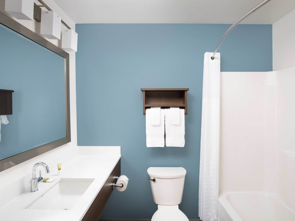 Bathroom, WoodSpring Suites Naples