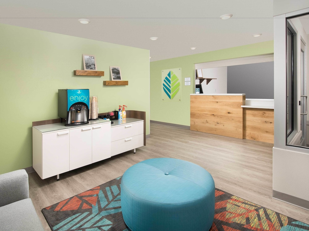Interior, WoodSpring Suites Naples