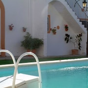 Property With 9 Rooms in Aguilar de la Frontera, With Wonderful Mountain View, Private Pool and Balcony