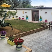 Studio in Tremblay-en-france, With Enclosed Garden and Wifi