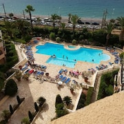 Apartment With one Bedroom in Cannes, With Wonderful sea View, Pool Access, Balcony - 300 m From the Beach