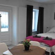 Studio in Ottrott, With Wifi - 20 km From the Slopes