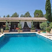 Villa With 4 Bedrooms in Cotignac, With Private Pool, Furnished Garden and Wifi - 180 km From the Slopes